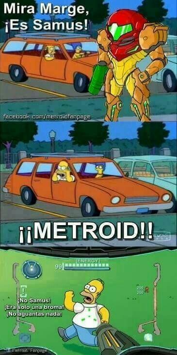 Top Memes De Metroid En Espaol Memedroid