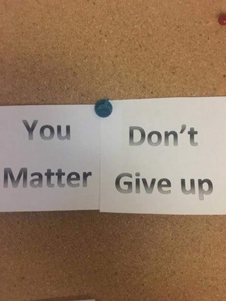 Don't Give Up Meme : don't, Quotes