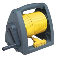 Pro Electrical Wall Mounted Extension Cord Storage Reel