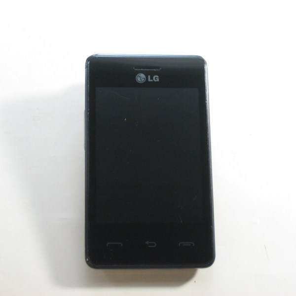 Lg 840g Android Camera Touch Gsm Phone Tracfone Black Stock
