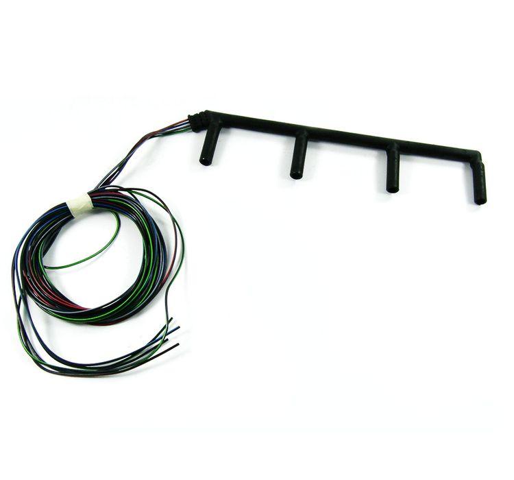038-971-782C Factory Volkswagen Glow Plug Harness 04-06