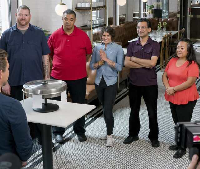 Five Of The Best Chefs In Savannah Ga Compete In A Modern Diner
