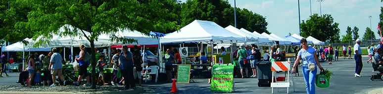 Farmers West Lafayette Market
