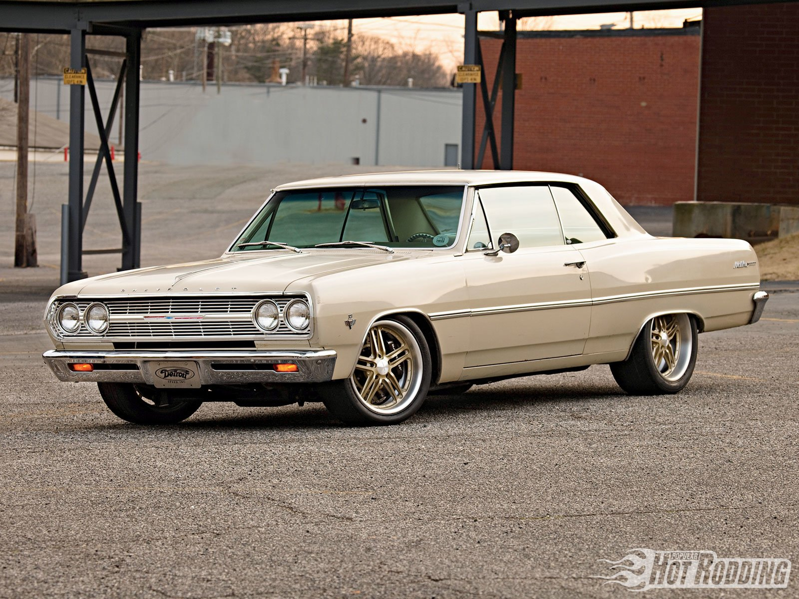 Nomad Iphone X Wallpaper 1965 Chevy Chevelle Wallpaper And Background Image