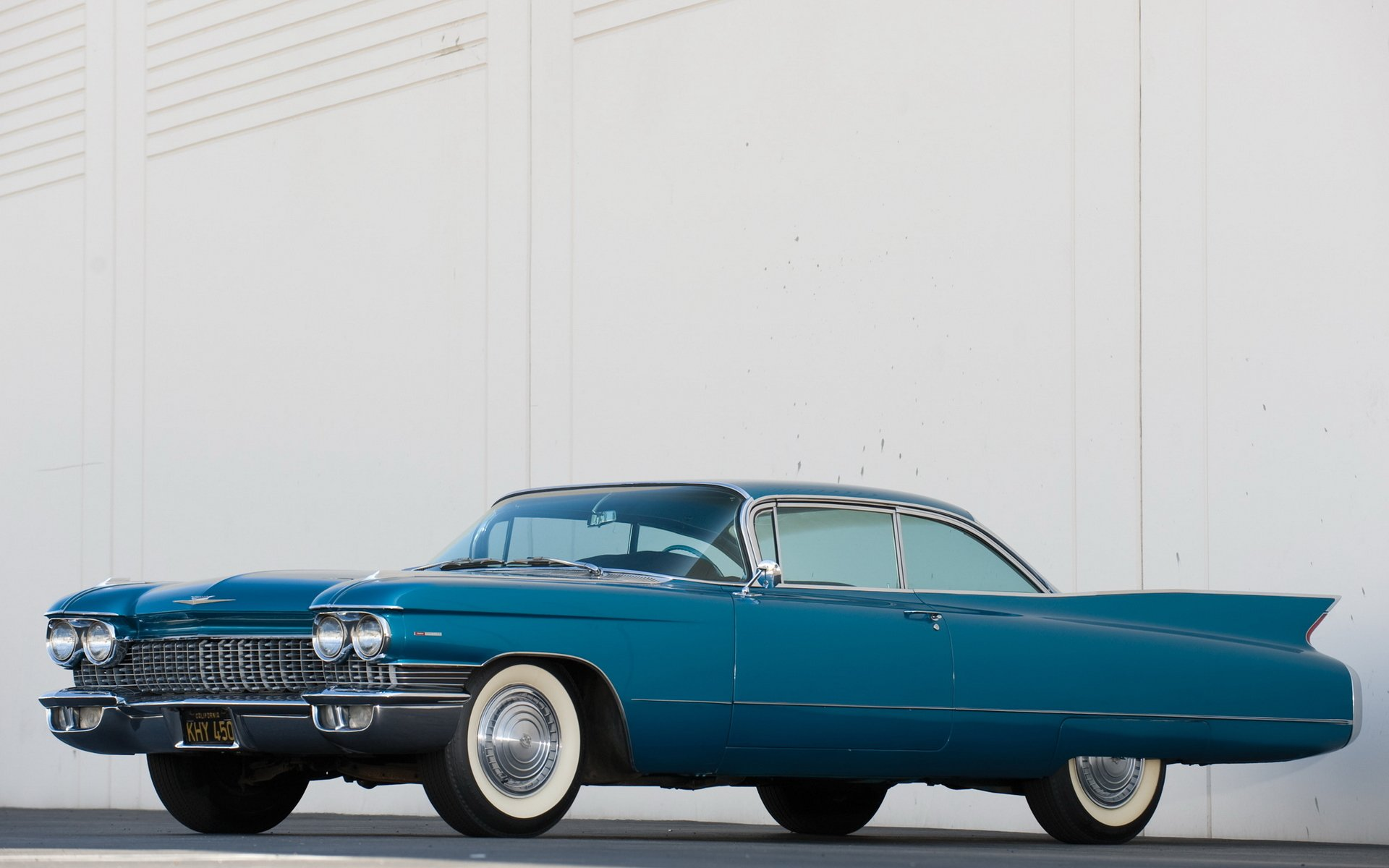 3840x1080 Wallpaper Classic Car 1960 Cadillac Sixty Two Coupe Hd Wallpaper Background