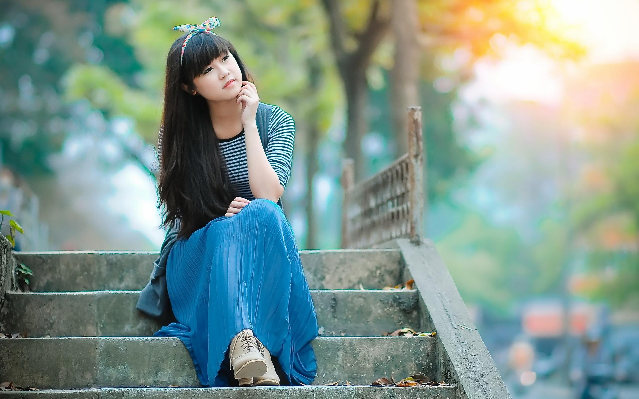 Stylish Girl Wallpaper Hd 1080p Asian Full Hd Wallpaper And Background Image 2560x1600