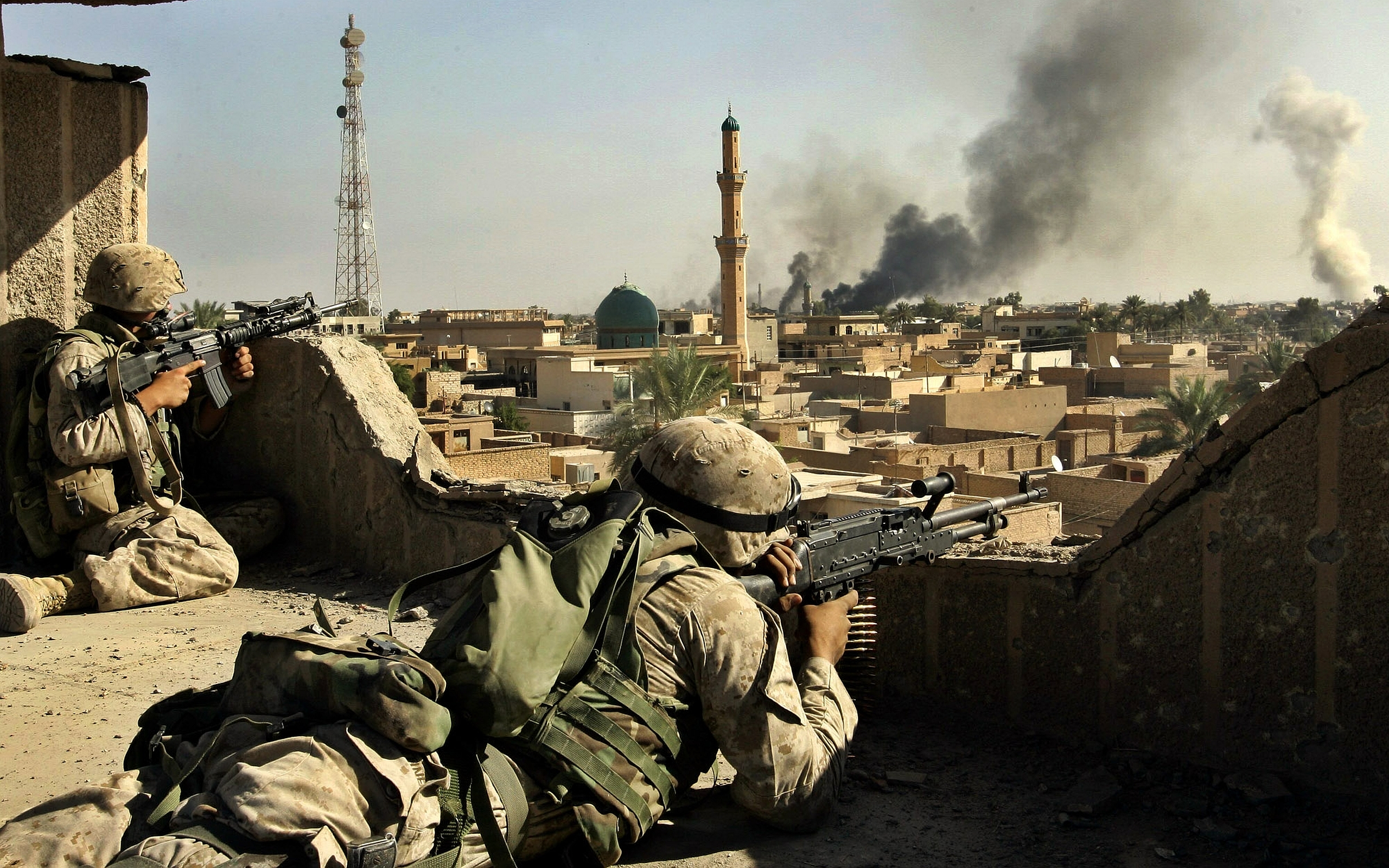 6 Iraq HD Wallpapers | Backgrounds - Wallpaper Abyss