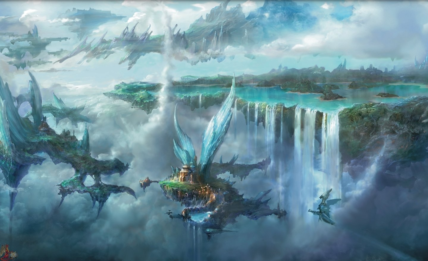 Final Fantasy XII Wallpaper And Background Image 1439x877 ID384050 Wallpaper Abyss