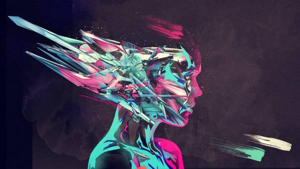 Abstract Art Facebook Covers