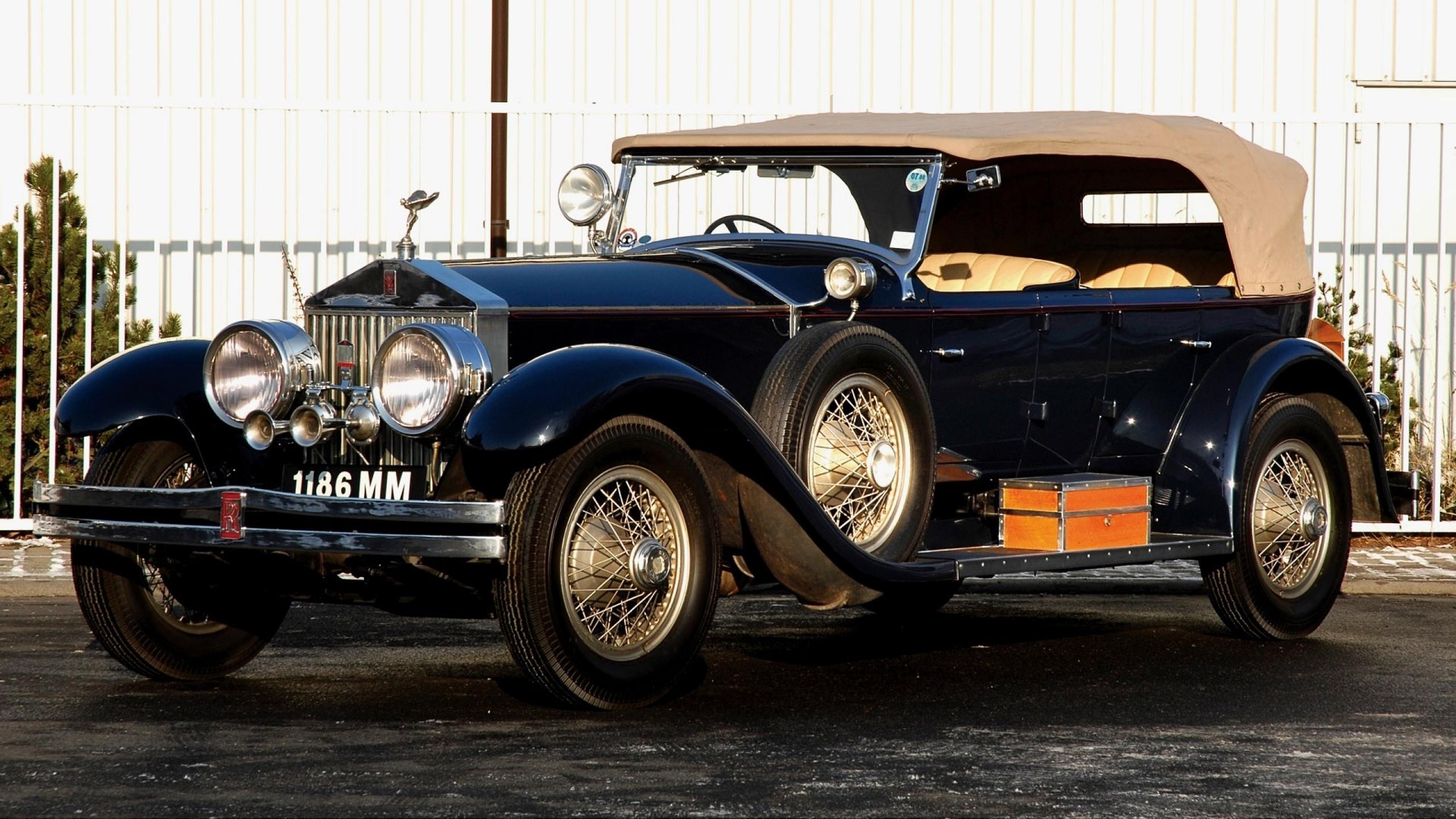 Gypsy Car Full Hd Wallpaper Rolls Royce Silver Ghost Full Hd Wallpaper And Background