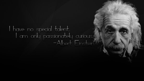 Physics Albert Einstein Quote