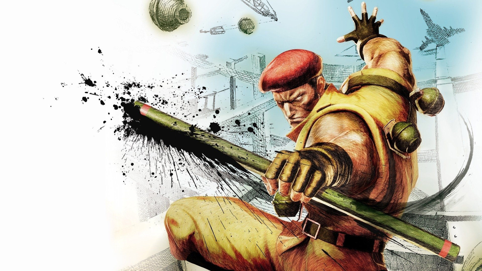 Ultra Street Fighter Iv Full Hd Wallpaper And Background