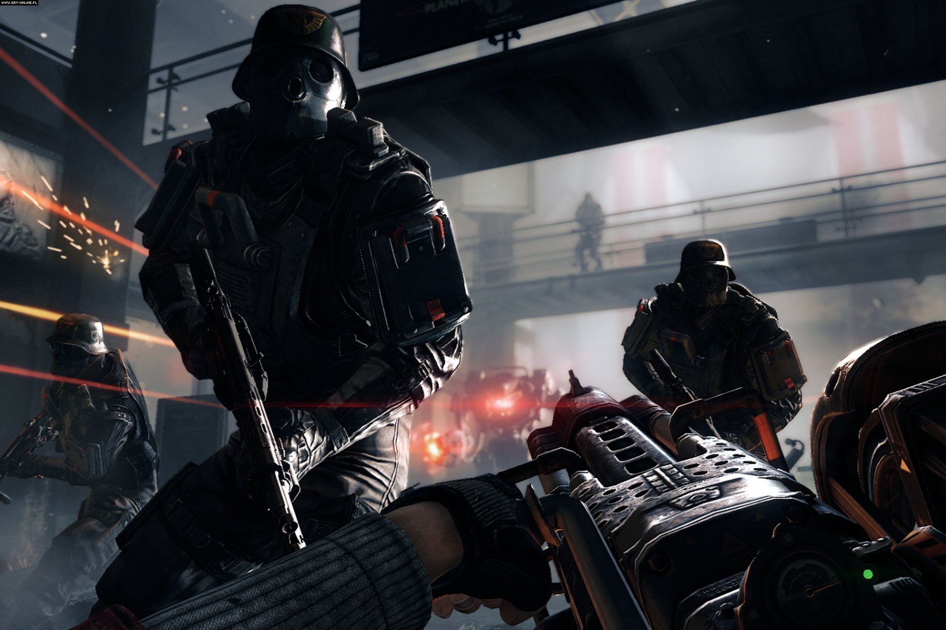 Wolfenstein The New Order Hd Wallpaper Wolfenstein The New Order Full Hd Wallpaper And