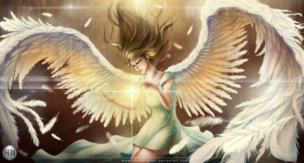 Guardian Angel Hd Wallpaper Background 2953x1594 Id 593153 - Abyss