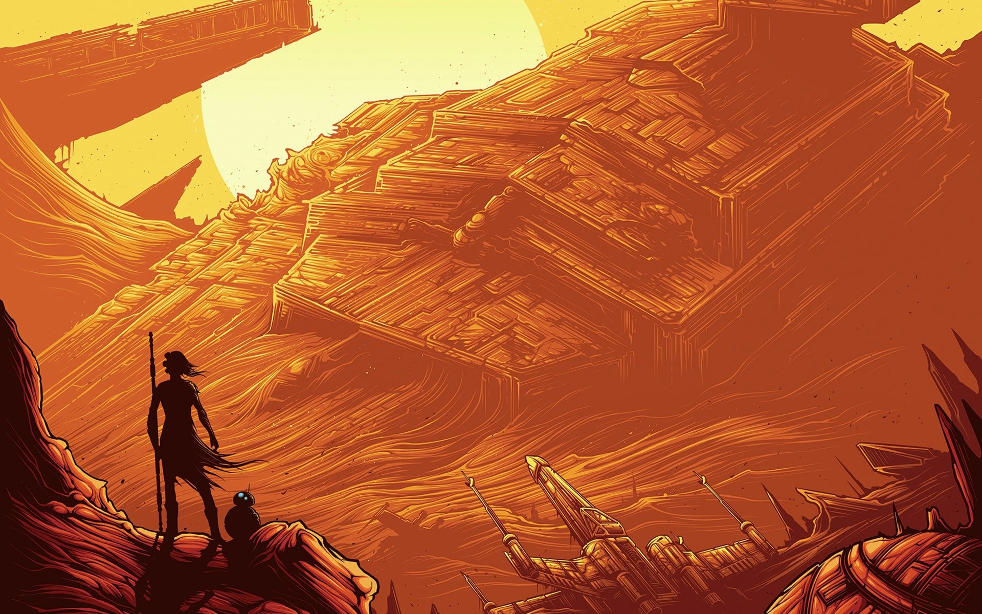 Last Jedi Wallpaper Iphone X Star Wars Episode Vii The Force Awakens Full Hd Wallpaper