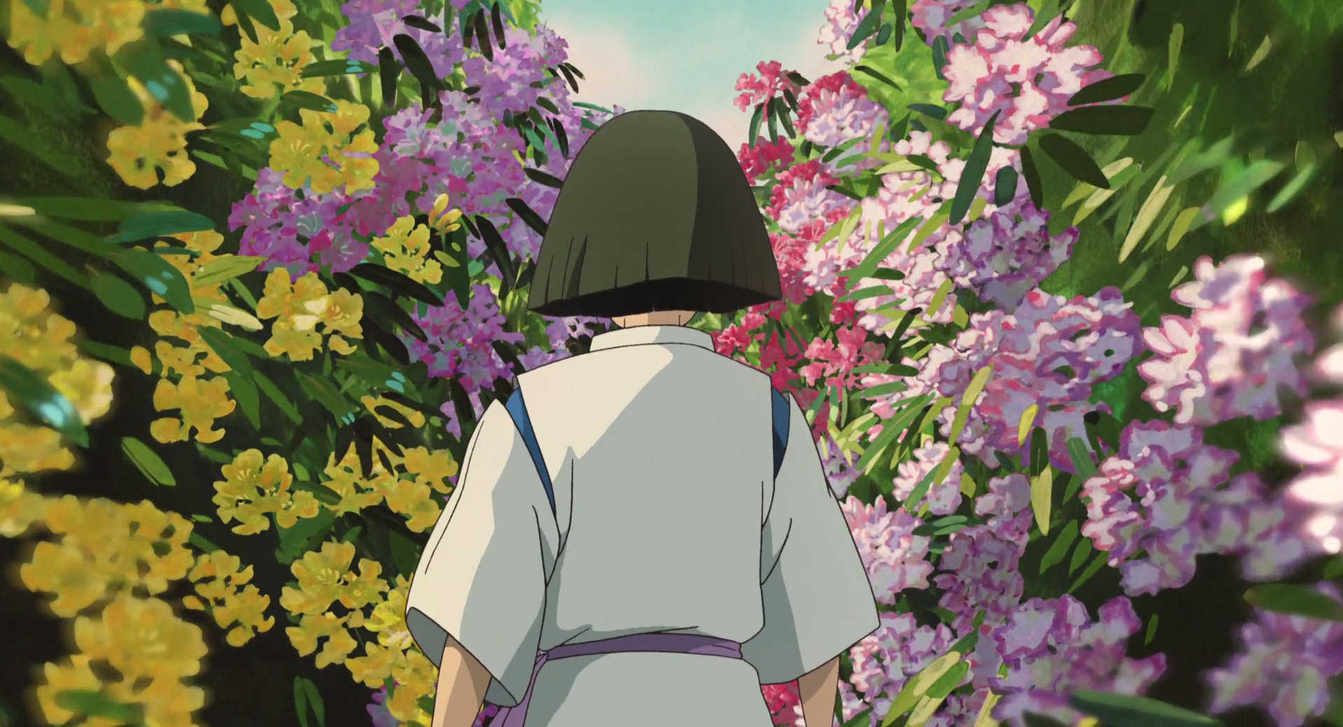 Ghibli Wallpaper Iphone Spirited Away Wallpaper And Background Image 1920x1040