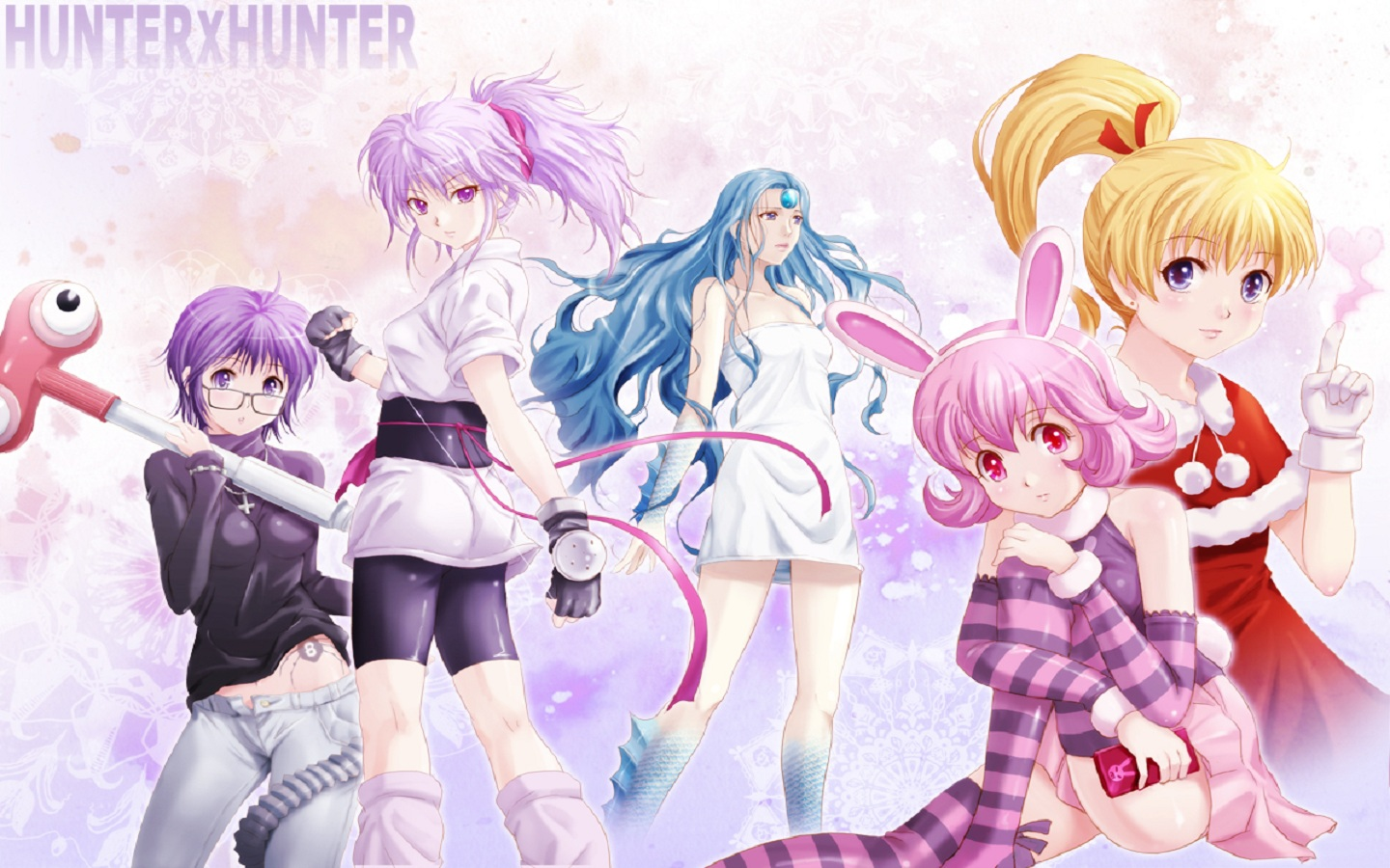 Hunter x Hunter Wallpaper and Background Image  1440x900