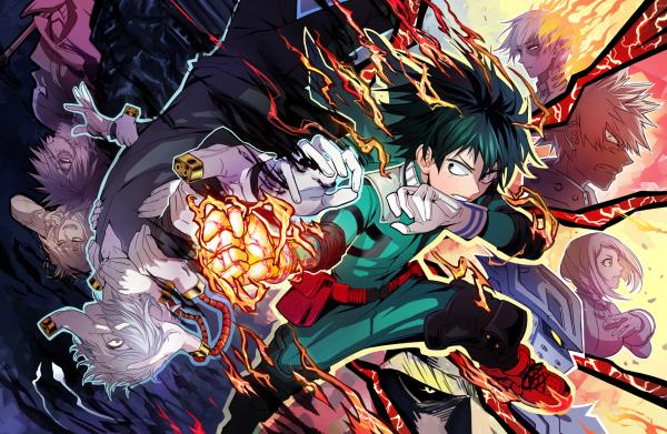 Boku no Hero Academia Season 2 tung PV đầu tiên