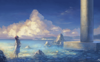 41 Anime Scenery HD Wallpapers Background Images Wallpaper Abyss