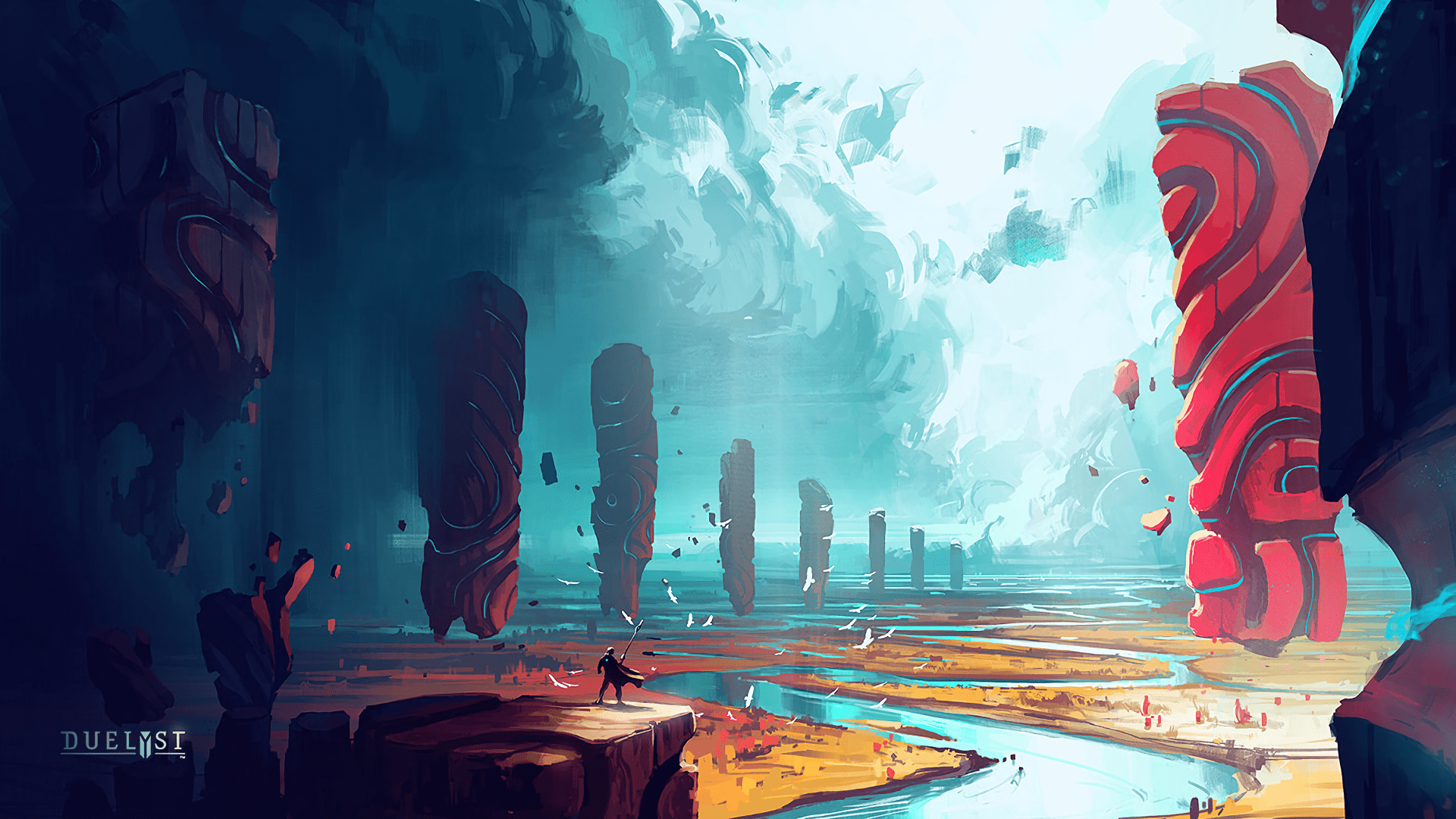 Duelyst Hd Wallpaper  Background Image  1920x1080 Id