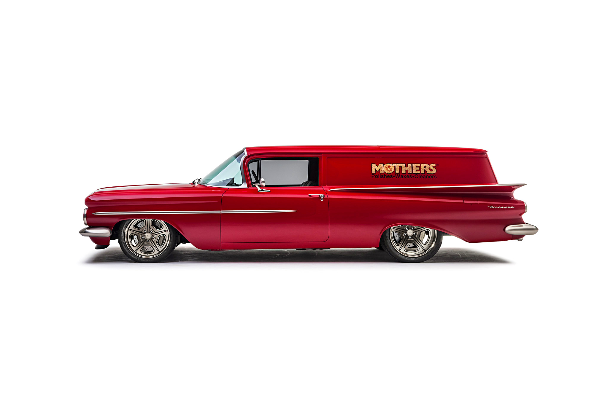 chevrolet sedan delivery mothers