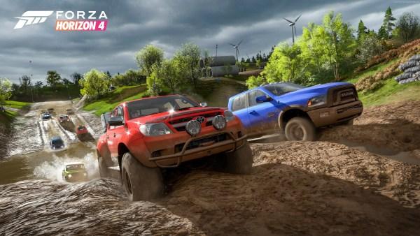 Xbox Game Pass Forza Horizon 4