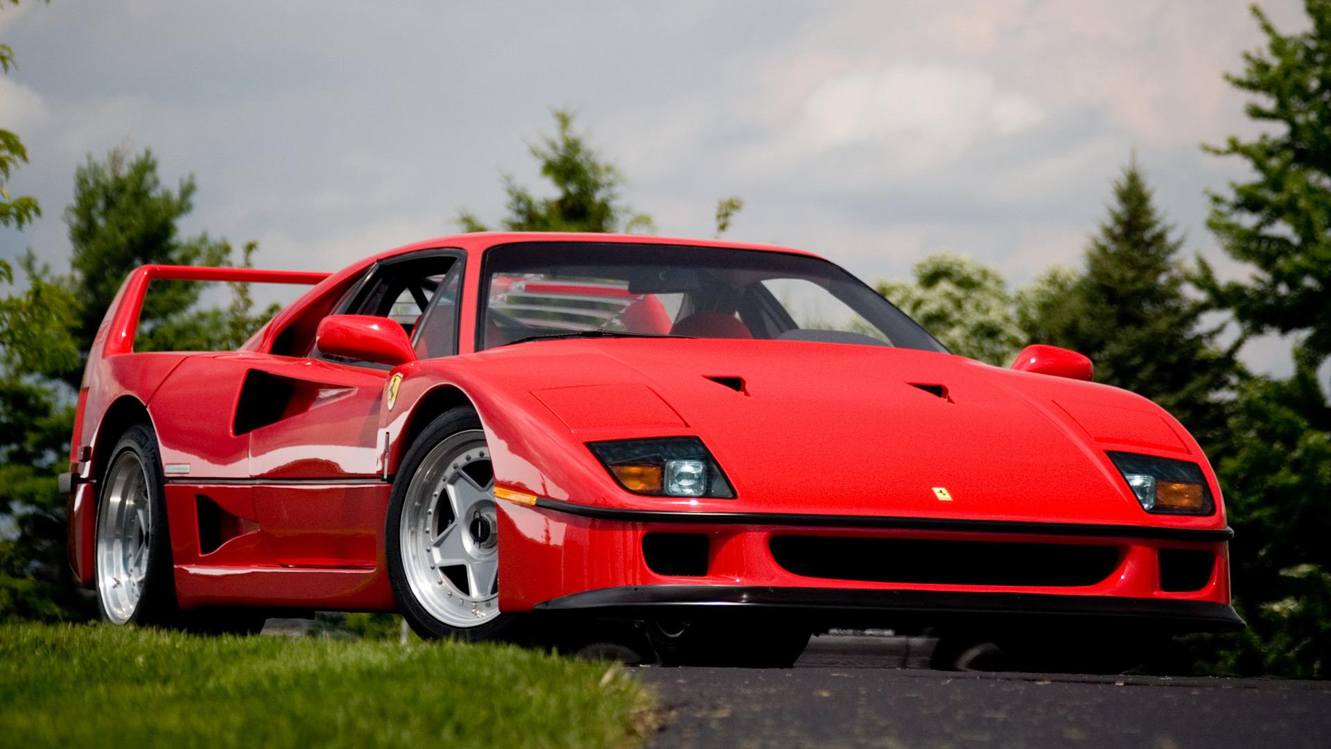 1987 ferrari f40 hd