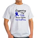 ColonCancerWife Light T-Shirt