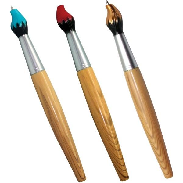 Paint Brush Pen Novelty