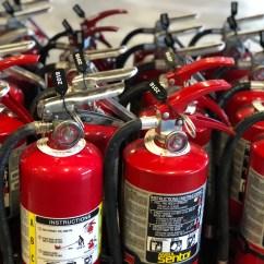 Kidde Kitchen Fire Extinguisher Modern Cabinet Pulls Suppression Equipment Allstate