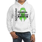 Lymphoma Awareness Month v5 Hooded Sweatshirt