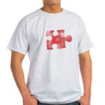 MY MISSING PIECE Light T-Shirt