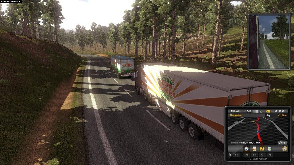 Euro Truck Simulator 2 torrent