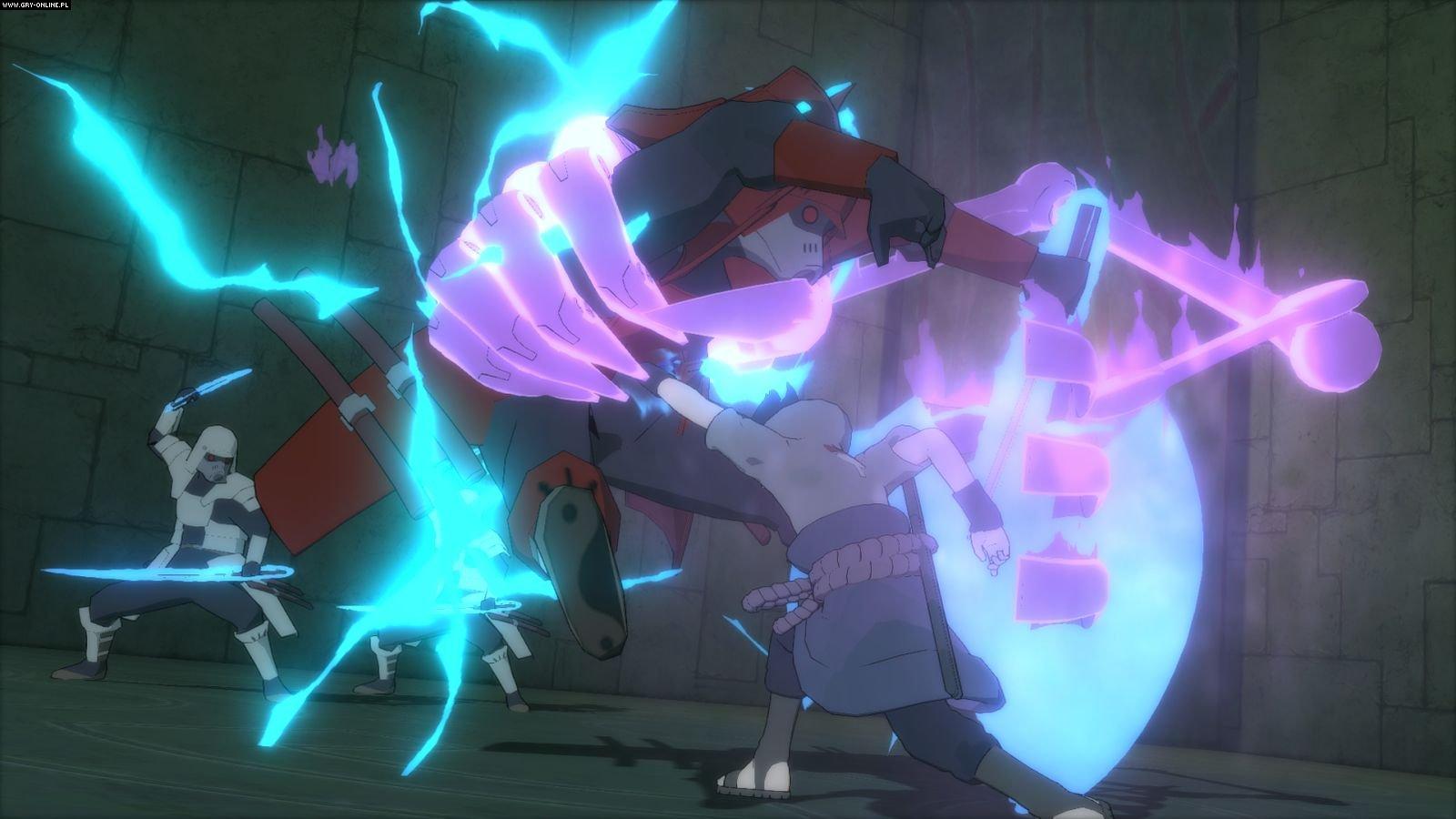 Naruto Shippuden: Ultimate Ninja Storm Trilogy crack