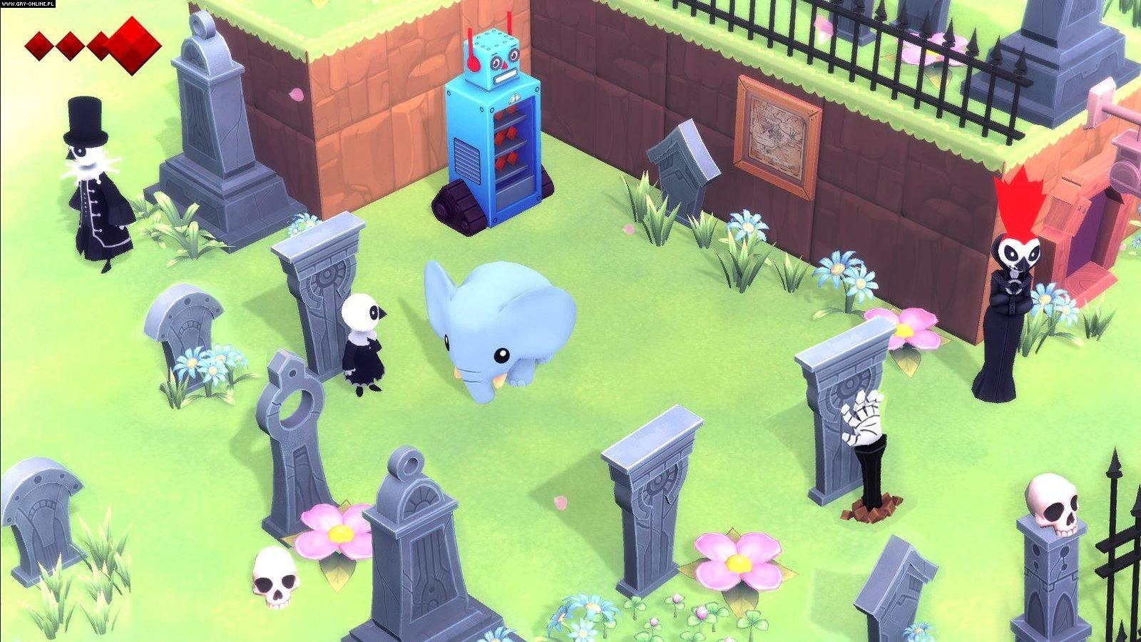 Yono and the Celestial Elephants crack