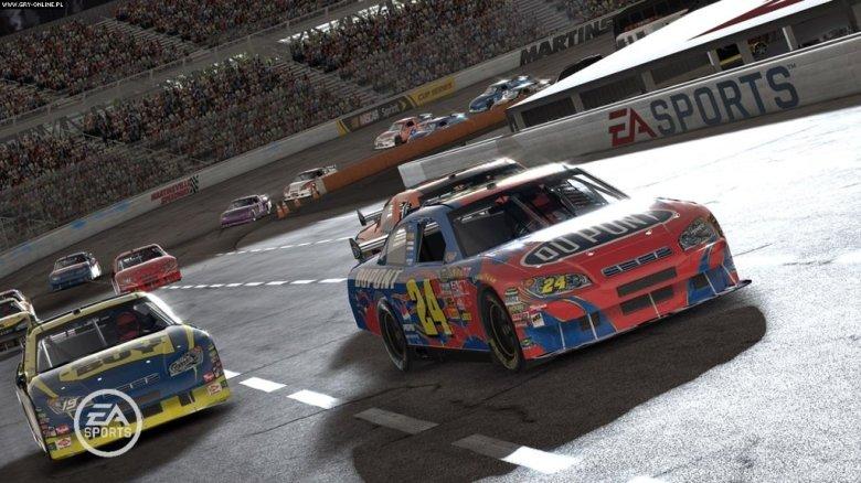 NASCAR 09 - screenshots gallery - screenshot 33/34 - gamepressure.com