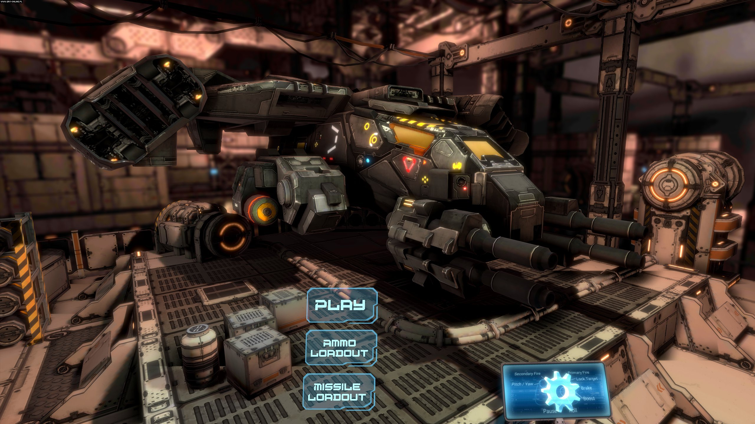 End Space download