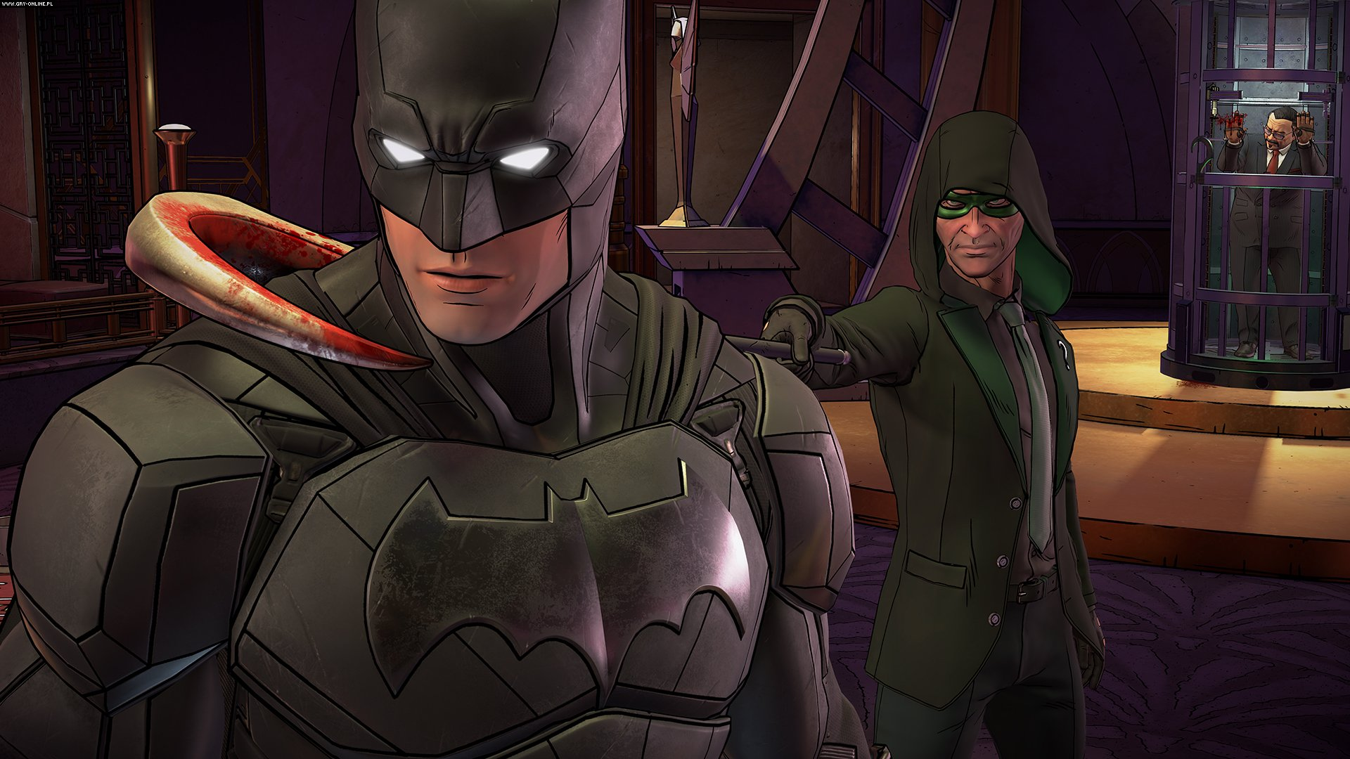 Batman: The Telltale Series - The Enemy Within crack