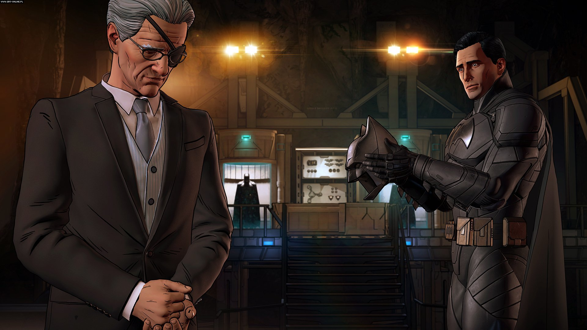Batman: The Telltale Series - The Enemy Within download