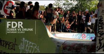 Sober Vs Dunk FDR 2012