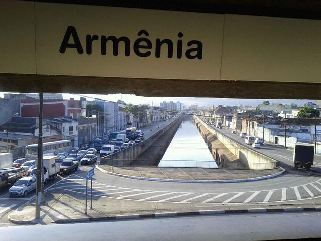 Metrô Armênia