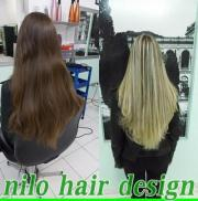 nilo hair design cabelereiros