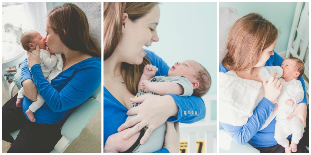 Raleigh Newborn Lifestyle Photography