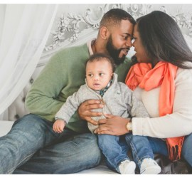 Raleigh Lifestyle Family Photography Session