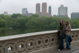 Bow Bridge, Central Park, NY