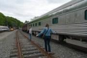 Sonja, Sandra, Whippany Railroad Museum