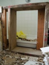 diy project shower greenboard