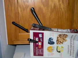 cereal, knives, funny pictures