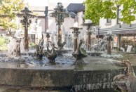 Elwetritsche fountain