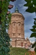 HDR Watertower, Mannheim